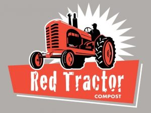 Red tractor soil for cannabis